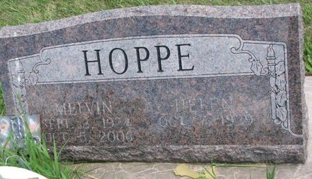 HOPPE, HELEN - Gregory County, South Dakota   HELEN HOPPE - South Dakota Gravestone Photos