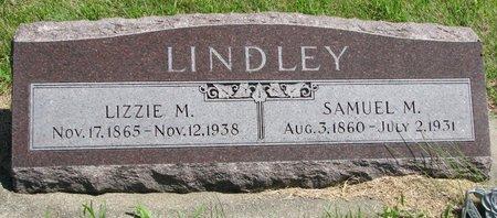 "MARSHALL LINDLEY, ELIZABETH M. ""LIZZIE"" - Gregory County, South Dakota | ELIZABETH M. ""LIZZIE"" MARSHALL LINDLEY - South Dakota Gravestone Photos"