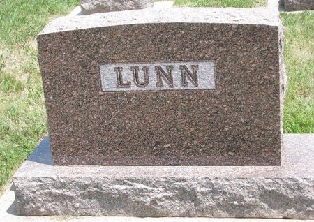 LUNN, *FAMILY MONUMENT - Gregory County, South Dakota | *FAMILY MONUMENT LUNN - South Dakota Gravestone Photos