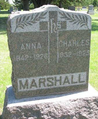 MARSHALL, ANNA KICKS THE BEAR - Gregory County, South Dakota | ANNA KICKS THE BEAR MARSHALL - South Dakota Gravestone Photos