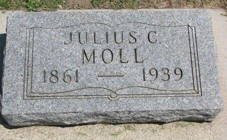 MOLL, JULIUS C. - Gregory County, South Dakota   JULIUS C. MOLL - South Dakota Gravestone Photos