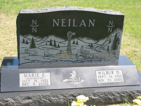 NEILAN, MARIE E. - Gregory County, South Dakota | MARIE E. NEILAN - South Dakota Gravestone Photos