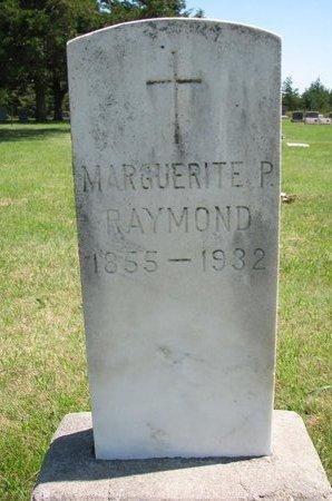 RAYMOND, MARGUERITE PAULINE - Gregory County, South Dakota | MARGUERITE PAULINE RAYMOND - South Dakota Gravestone Photos