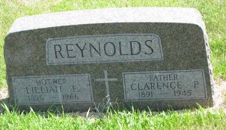 REYNOLDS, CLARENCE PAUL - Gregory County, South Dakota | CLARENCE PAUL REYNOLDS - South Dakota Gravestone Photos