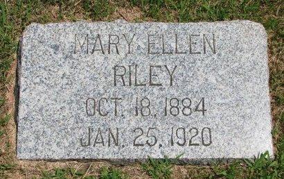 RILEY, MARY ELLEN - Gregory County, South Dakota | MARY ELLEN RILEY - South Dakota Gravestone Photos