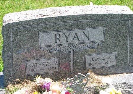 RYAN, JAMES PAUL - Gregory County, South Dakota   JAMES PAUL RYAN - South Dakota Gravestone Photos
