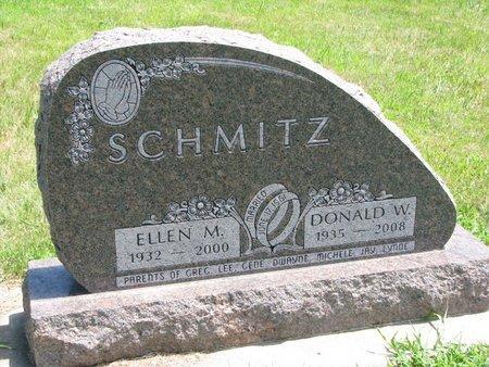 SCHMITZ, ELLEN MAE - Gregory County, South Dakota   ELLEN MAE SCHMITZ - South Dakota Gravestone Photos