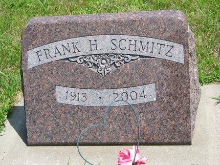SCHMITZ, FRANK HENRY - Gregory County, South Dakota | FRANK HENRY SCHMITZ - South Dakota Gravestone Photos