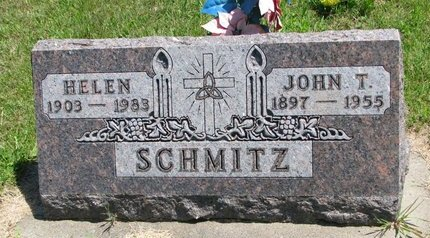 SCHMITZ, JOHN T. - Gregory County, South Dakota | JOHN T. SCHMITZ - South Dakota Gravestone Photos
