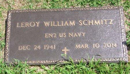SCHMITZ, LEROY WILLIAM - Gregory County, South Dakota | LEROY WILLIAM SCHMITZ - South Dakota Gravestone Photos