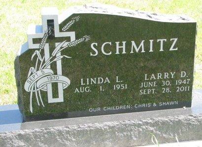 SCHMITZ, LINDA L. - Gregory County, South Dakota | LINDA L. SCHMITZ - South Dakota Gravestone Photos