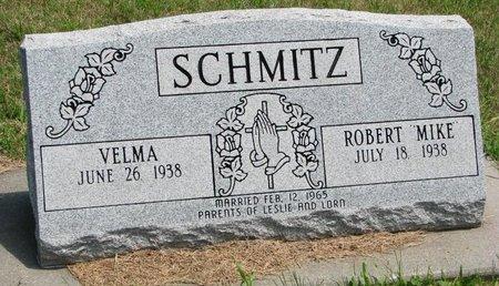 SCHMITZ, VELMA - Gregory County, South Dakota | VELMA SCHMITZ - South Dakota Gravestone Photos