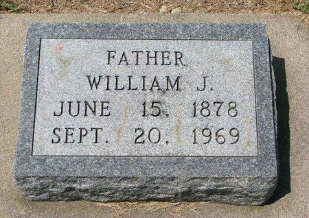 SCHMITZ, WILLIAM JOSEPH - Gregory County, South Dakota | WILLIAM JOSEPH SCHMITZ - South Dakota Gravestone Photos