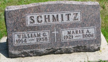 SCHMITZ, MARIE ANN - Gregory County, South Dakota | MARIE ANN SCHMITZ - South Dakota Gravestone Photos