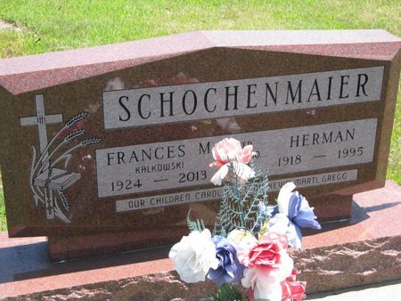 SCHOCHENMAIER, HERMAN - Gregory County, South Dakota | HERMAN SCHOCHENMAIER - South Dakota Gravestone Photos