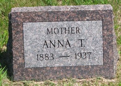 SEBESTA, ANNA THERESE - Gregory County, South Dakota | ANNA THERESE SEBESTA - South Dakota Gravestone Photos