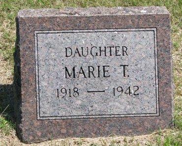 SEBESTA, MARIE THERESA - Gregory County, South Dakota | MARIE THERESA SEBESTA - South Dakota Gravestone Photos