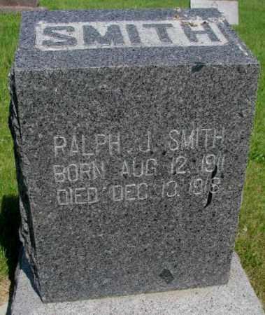 SMITH, RALPH J. - Gregory County, South Dakota | RALPH J. SMITH - South Dakota Gravestone Photos