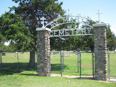 ST. MARY'S, *ENTRANCE - Gregory County, South Dakota | *ENTRANCE ST. MARY'S - South Dakota Gravestone Photos