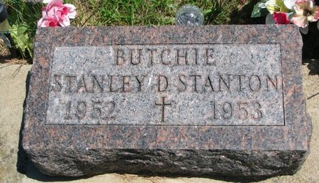 """STANTON, STANLEY D. """"BUTCHIE"""" - Gregory County, South Dakota 