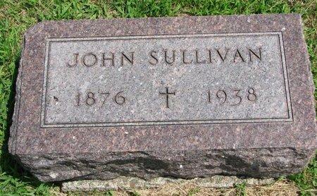 SULLIVAN, JOHN - Gregory County, South Dakota | JOHN SULLIVAN - South Dakota Gravestone Photos