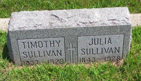 SULLIVAN, JULIA - Gregory County, South Dakota | JULIA SULLIVAN - South Dakota Gravestone Photos