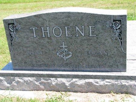 THOENE, LEONE - Gregory County, South Dakota   LEONE THOENE - South Dakota Gravestone Photos