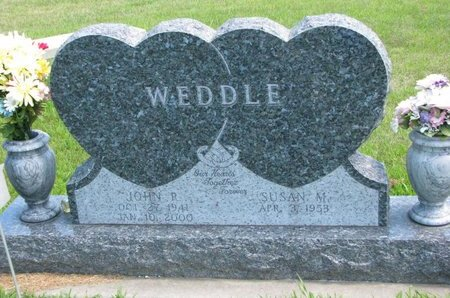 WEDDLE, JOHN R. - Gregory County, South Dakota | JOHN R. WEDDLE - South Dakota Gravestone Photos