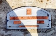 BARNHOUSE, IDA - Haakon County, South Dakota | IDA BARNHOUSE - South Dakota Gravestone Photos