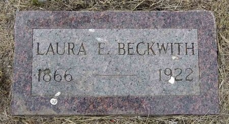 BECKWITH, LAURA - Haakon County, South Dakota | LAURA BECKWITH - South Dakota Gravestone Photos
