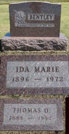 BENTLEY, IDA - Haakon County, South Dakota | IDA BENTLEY - South Dakota Gravestone Photos