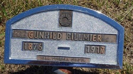 BILLMIER, GUNHILD - Haakon County, South Dakota | GUNHILD BILLMIER - South Dakota Gravestone Photos