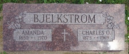 BJELKSTROM, AMANDA - Haakon County, South Dakota | AMANDA BJELKSTROM - South Dakota Gravestone Photos