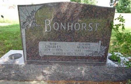 BONHORST, CHARLES - Haakon County, South Dakota | CHARLES BONHORST - South Dakota Gravestone Photos