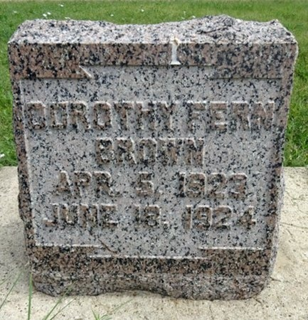 BROWN, DOROTHY - Haakon County, South Dakota | DOROTHY BROWN - South Dakota Gravestone Photos