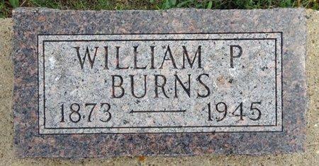BURNS, WILLIAM - Haakon County, South Dakota   WILLIAM BURNS - South Dakota Gravestone Photos