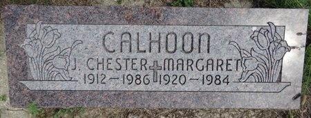 SEIDLER CALHOON, MARGARET - Haakon County, South Dakota | MARGARET SEIDLER CALHOON - South Dakota Gravestone Photos