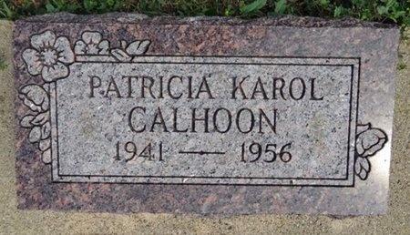 CALHOON, PATRICIA - Haakon County, South Dakota | PATRICIA CALHOON - South Dakota Gravestone Photos