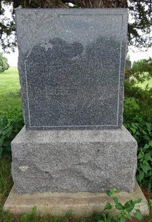 DEBOER, ESTHER - Haakon County, South Dakota   ESTHER DEBOER - South Dakota Gravestone Photos