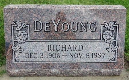 DEYOUNG, RICHARD - Haakon County, South Dakota | RICHARD DEYOUNG - South Dakota Gravestone Photos