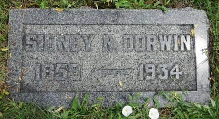DORWIN, SIDNEY - Haakon County, South Dakota | SIDNEY DORWIN - South Dakota Gravestone Photos