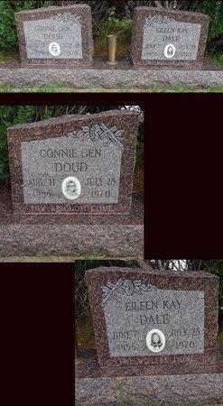 DOUD, CONNIE - Haakon County, South Dakota | CONNIE DOUD - South Dakota Gravestone Photos