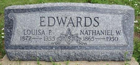EDWARDS, NATHANIEL - Haakon County, South Dakota | NATHANIEL EDWARDS - South Dakota Gravestone Photos