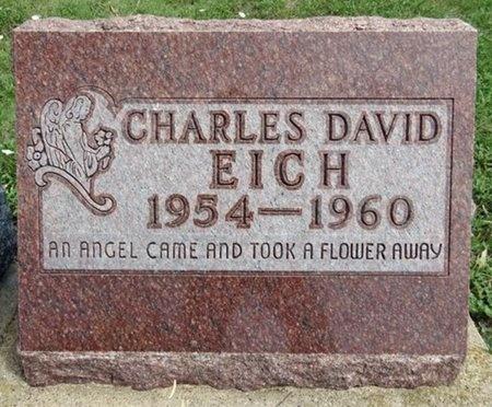 EICH, CHARLES - Haakon County, South Dakota   CHARLES EICH - South Dakota Gravestone Photos