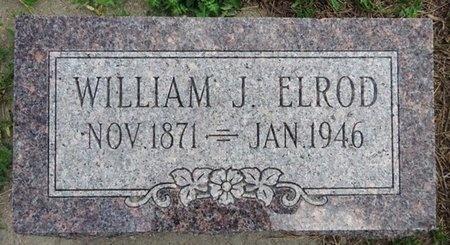 ELROD, WILLIAM - Haakon County, South Dakota | WILLIAM ELROD - South Dakota Gravestone Photos