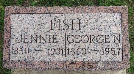 FISH, GEORGE - Haakon County, South Dakota | GEORGE FISH - South Dakota Gravestone Photos