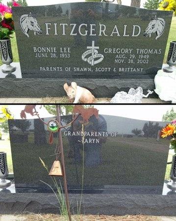 FITZGERALD, GREGORY - Haakon County, South Dakota | GREGORY FITZGERALD - South Dakota Gravestone Photos