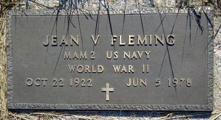 FLEMING, JEAN - Haakon County, South Dakota   JEAN FLEMING - South Dakota Gravestone Photos