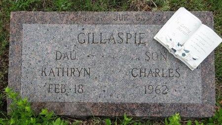 GILLASPIE, CHARLES - Haakon County, South Dakota | CHARLES GILLASPIE - South Dakota Gravestone Photos