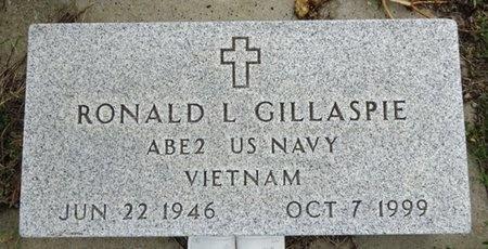 GILLASPIE, RONALD - Haakon County, South Dakota | RONALD GILLASPIE - South Dakota Gravestone Photos